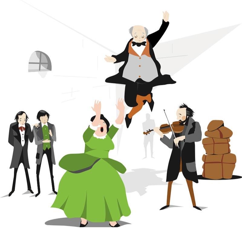 Cuento de Navidad ilustración8 / editorial:  The Elephant Factory
